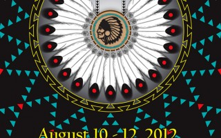 20120 Confederated Tribes of The Siletz Indians of Oregon banner