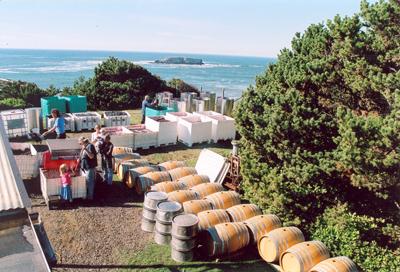 Flying Dutchman wine crafting